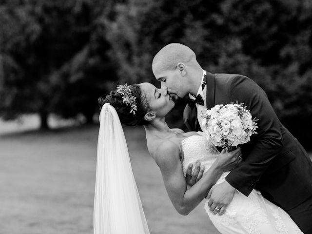 Le mariage de Eddy et Cristelle à La Boissière-École, Yvelines 72