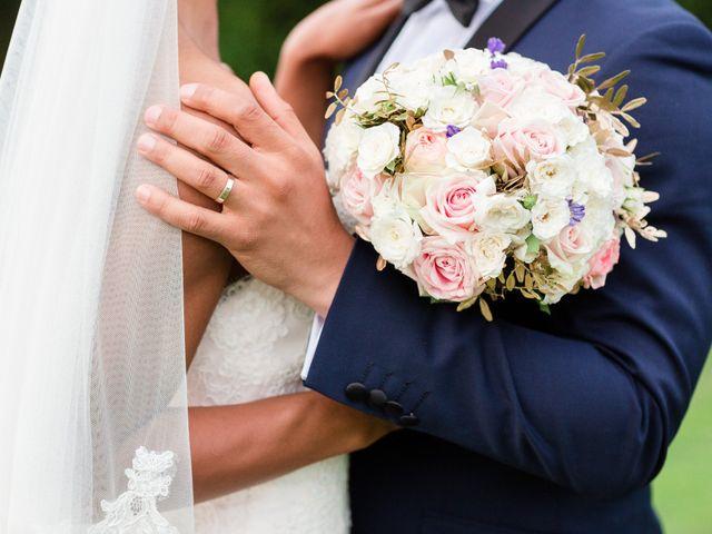 Le mariage de Eddy et Cristelle à La Boissière-École, Yvelines 73