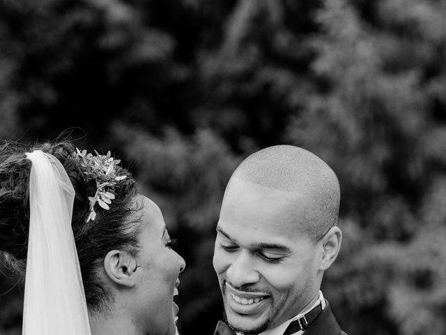 Le mariage de Eddy et Cristelle à La Boissière-École, Yvelines 76