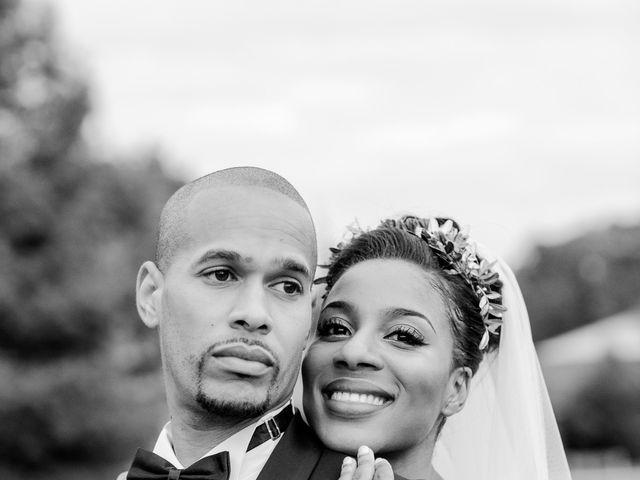 Le mariage de Eddy et Cristelle à La Boissière-École, Yvelines 79