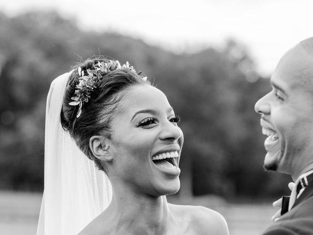 Le mariage de Eddy et Cristelle à La Boissière-École, Yvelines 80