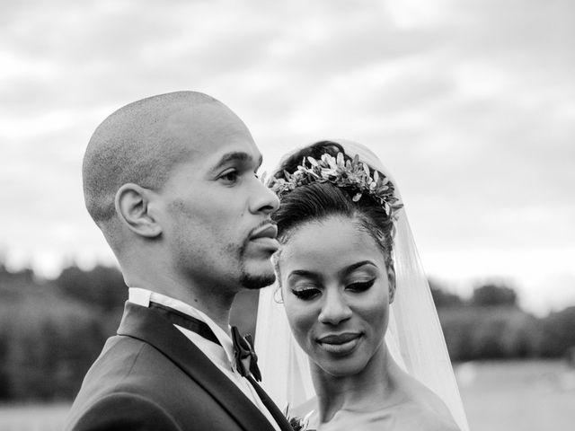 Le mariage de Eddy et Cristelle à La Boissière-École, Yvelines 82