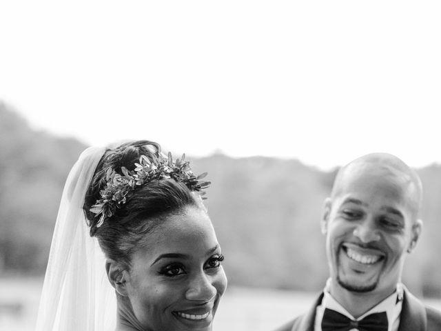 Le mariage de Eddy et Cristelle à La Boissière-École, Yvelines 83