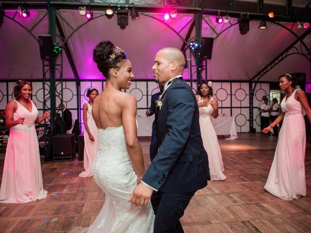 Le mariage de Eddy et Cristelle à La Boissière-École, Yvelines 105