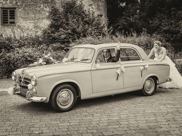 Le mariage de Clément et Amandine à Beuvillers, Calvados 11
