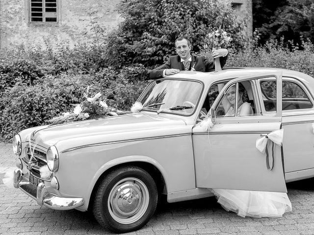 Le mariage de Clément et Amandine à Beuvillers, Calvados 12