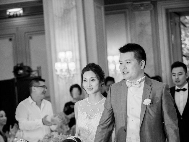 Le mariage de Hugo et Ly-Ying à Paris, Paris 10