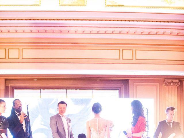 Le mariage de Hugo et Ly-Ying à Paris, Paris 11