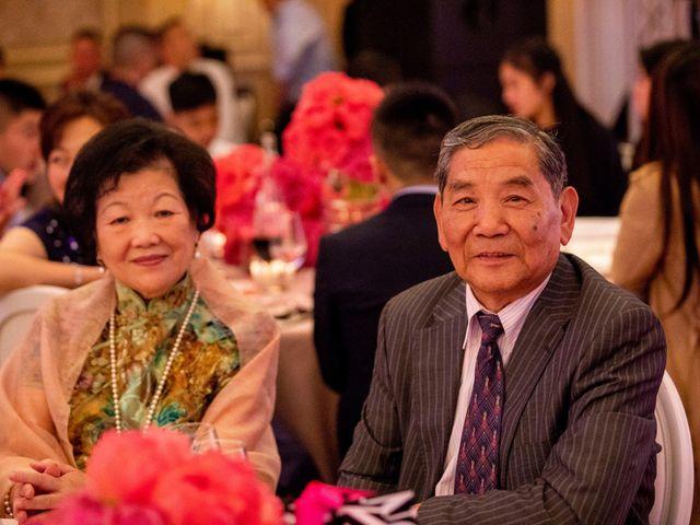 Le mariage de Hugo et Ly-Ying à Paris, Paris 17
