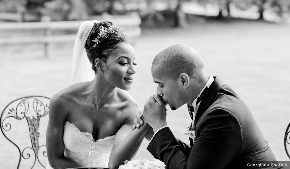 Le mariage de Eddy et Cristelle à La Boissière-École, Yvelines