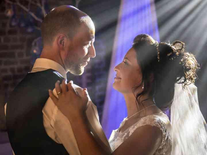 Le mariage de Elodie et DIdier