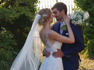 Le mariage de Léa et Pierric