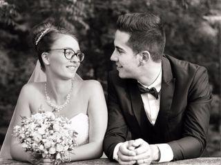 Le mariage de Justine et Valentin