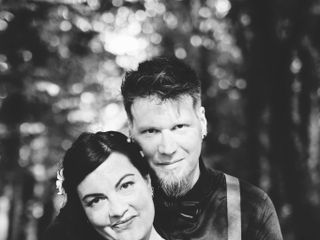Le mariage de Marcela et Julien