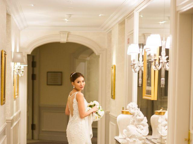 Le mariage de David et Elle à Paris, Paris 19