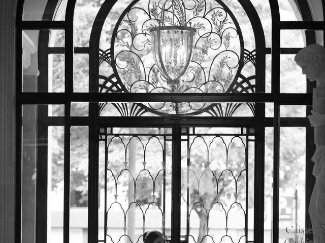 Le mariage de David et Elle à Paris, Paris 38
