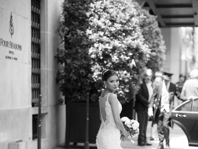 Le mariage de David et Elle à Paris, Paris 39
