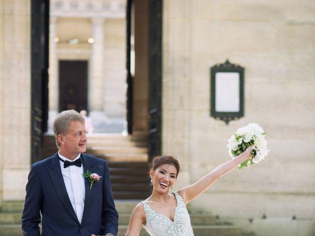 Le mariage de David et Elle à Paris, Paris 105