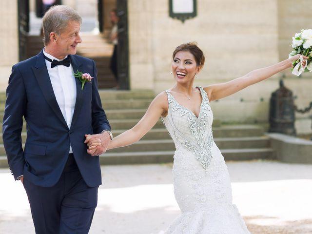 Le mariage de David et Elle à Paris, Paris 106