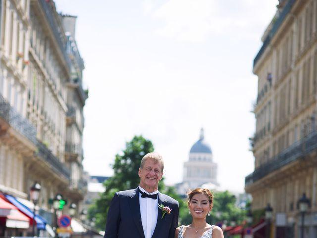 Le mariage de David et Elle à Paris, Paris 108