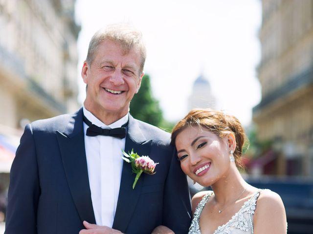 Le mariage de David et Elle à Paris, Paris 109