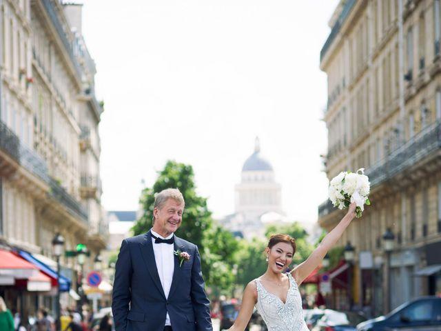 Le mariage de David et Elle à Paris, Paris 110