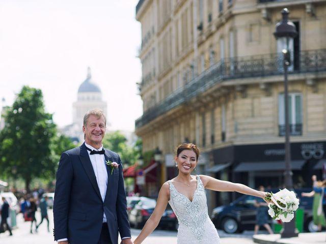 Le mariage de David et Elle à Paris, Paris 111