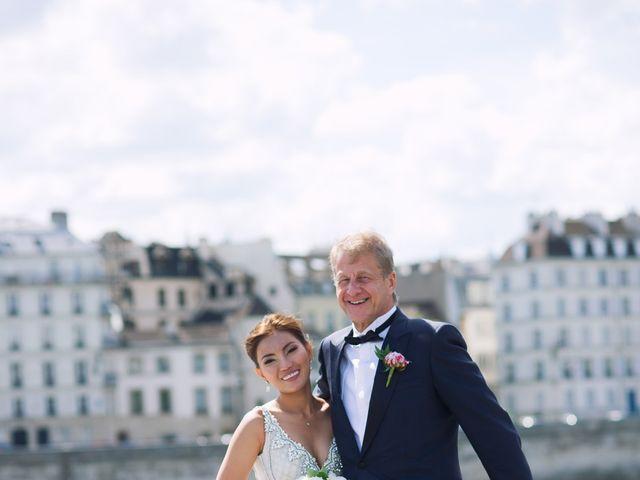 Le mariage de David et Elle à Paris, Paris 114