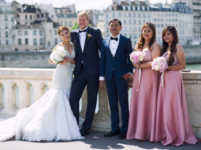 Le mariage de David et Elle à Paris, Paris 115
