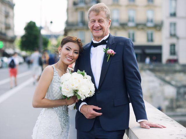 Le mariage de David et Elle à Paris, Paris 118