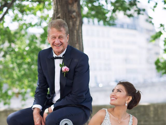 Le mariage de David et Elle à Paris, Paris 122