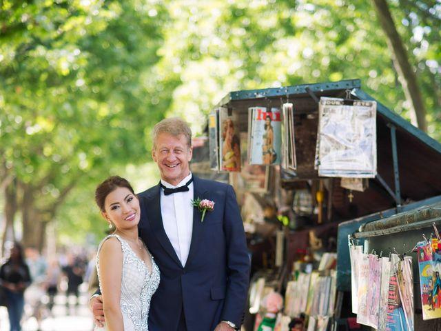 Le mariage de David et Elle à Paris, Paris 134