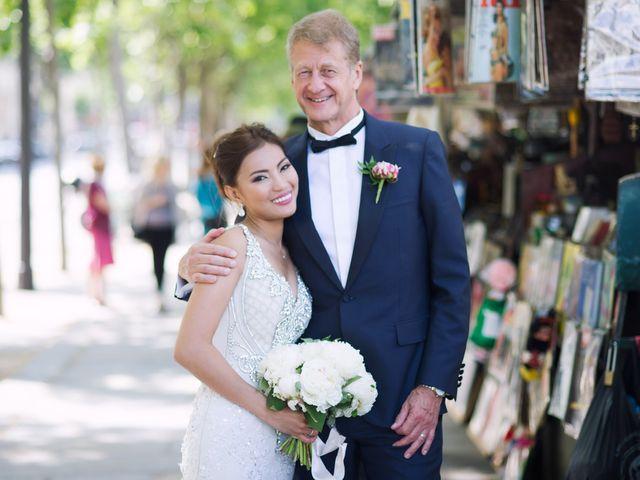 Le mariage de David et Elle à Paris, Paris 136