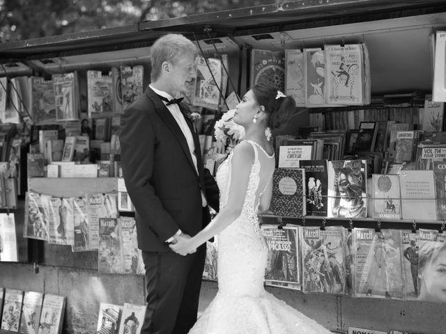 Le mariage de David et Elle à Paris, Paris 138