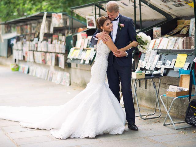 Le mariage de David et Elle à Paris, Paris 139
