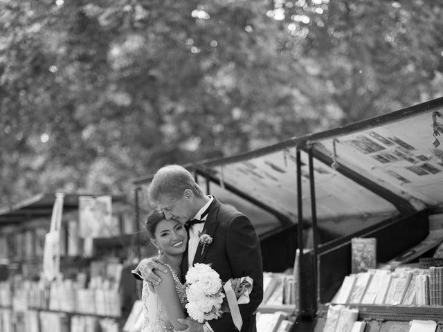 Le mariage de David et Elle à Paris, Paris 140