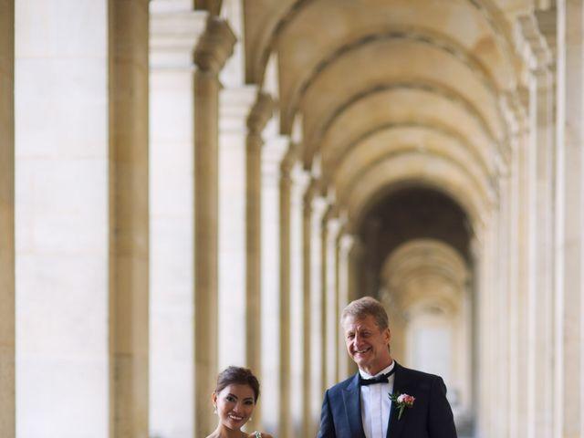 Le mariage de David et Elle à Paris, Paris 141