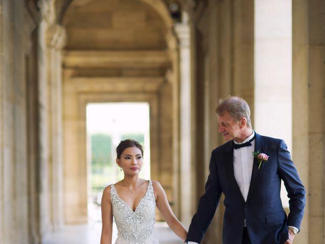 Le mariage de David et Elle à Paris, Paris 143