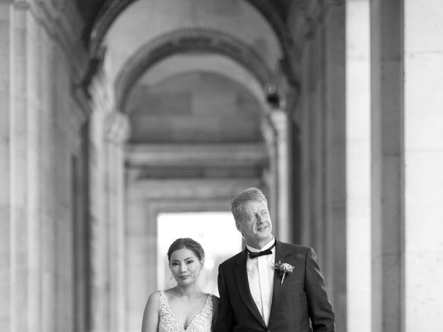 Le mariage de David et Elle à Paris, Paris 144