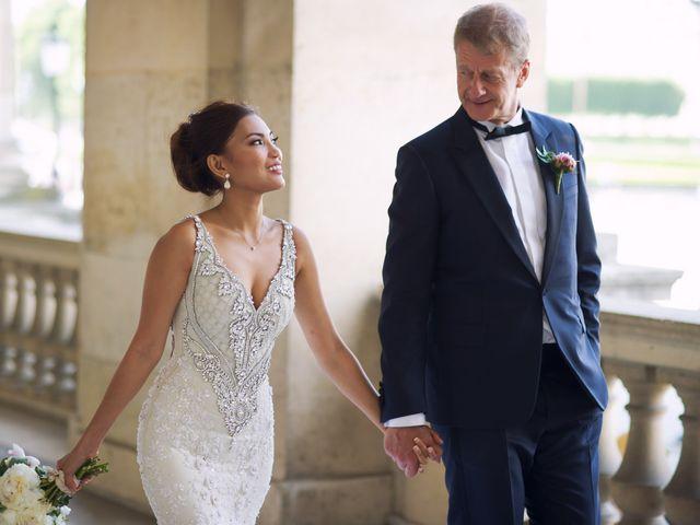 Le mariage de David et Elle à Paris, Paris 145