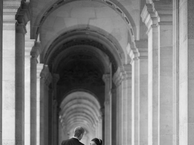 Le mariage de David et Elle à Paris, Paris 147