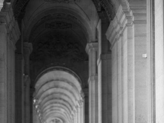 Le mariage de David et Elle à Paris, Paris 148