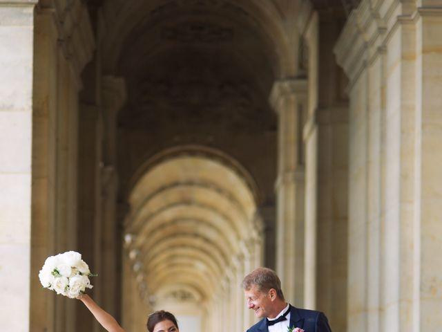 Le mariage de David et Elle à Paris, Paris 149