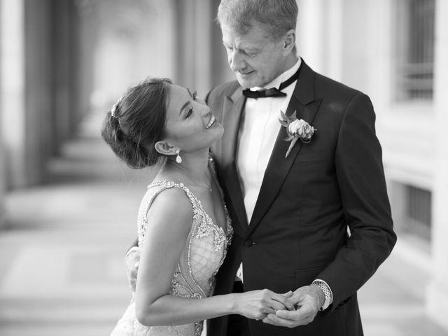 Le mariage de David et Elle à Paris, Paris 150
