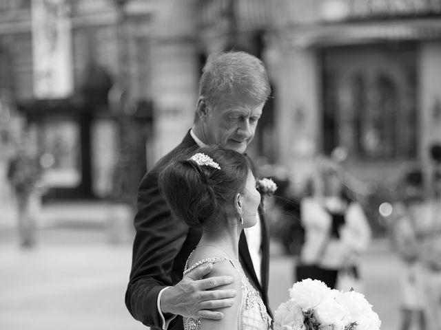 Le mariage de David et Elle à Paris, Paris 154