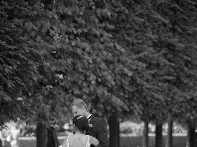 Le mariage de David et Elle à Paris, Paris 156