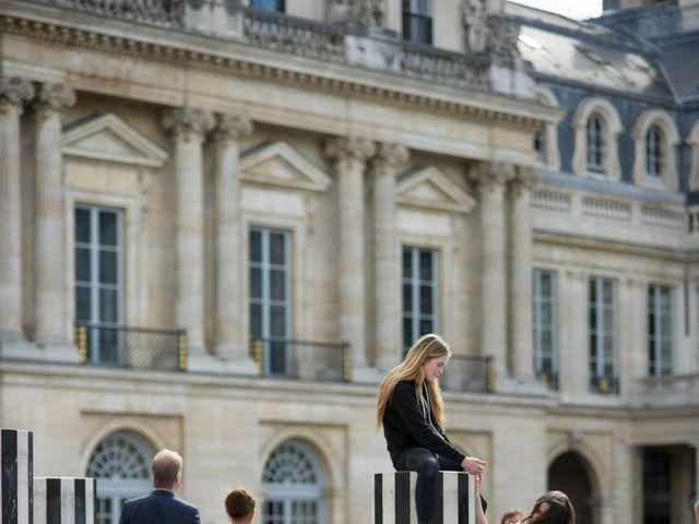 Le mariage de David et Elle à Paris, Paris 161