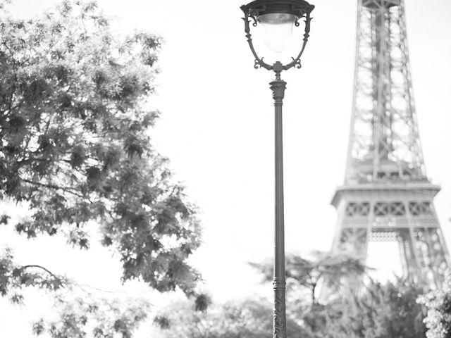 Le mariage de David et Elle à Paris, Paris 163