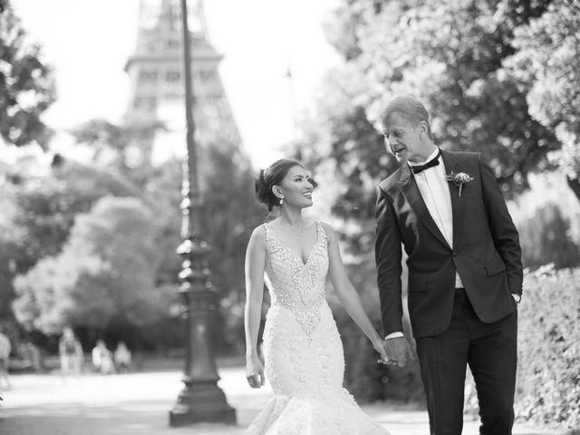 Le mariage de David et Elle à Paris, Paris 164