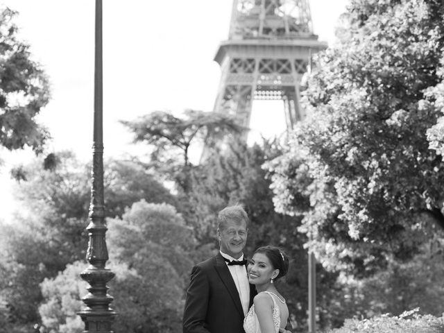 Le mariage de David et Elle à Paris, Paris 165